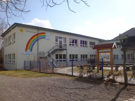 Schulgebäude Grundschule Großpösna